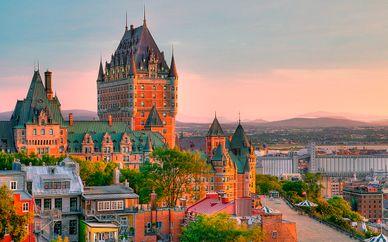 Quebec a tu aire con extensión opcional a Nueva York