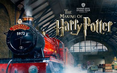 Harry Potter Warner Bros Studio y Doubletree By Hilton Islington 4*