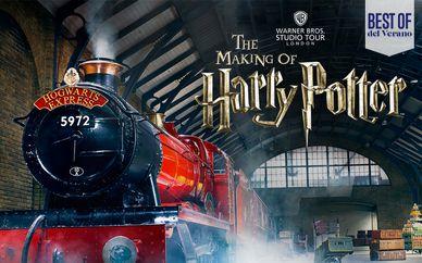 Harry Potter Warner Bros Studio y Holiday Inn London West 4*