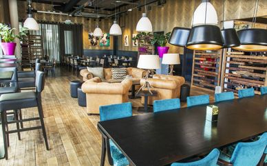 DoubleTree by Hilton Hotel Amsterdam - NDSM Wharf 4*