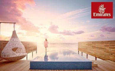 LUX South Ari Atoll Grand Luxury Hotel 5* con opción a Dubái