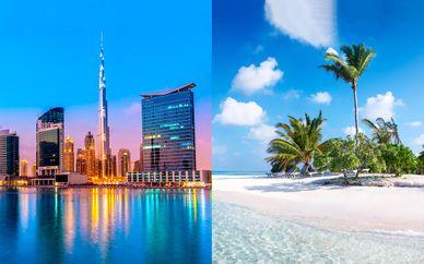 Grand Hyatt Dubai 5* y Filitheyo Island Resort 4*