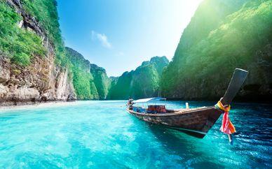 Combinado Bangsak Merlin 5* y Holiday Inn Phi Phi Island 4*