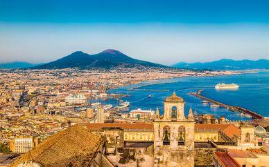 Suite dei Catalani con excursión a Pompeya y Vesubio