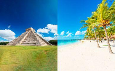 Circuito en Yucatán y Occidental at Xcaret Destination 5*