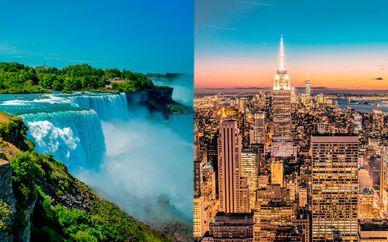 Esencias de Canadá 7 noches con opción a Nueva York
