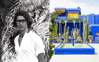 Riad Luxe Collection et visite sur les pas d'Yves Saint Laurent