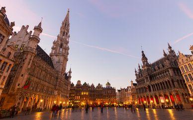 Hôtel Prinsenhof 4* avec pré-extension possible à Bruxelles