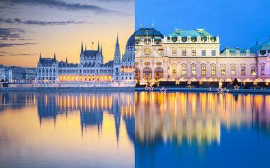Combiné Hôtel Bo33 Budapest 4* et hôtel Am Belvedere Vienne 4*