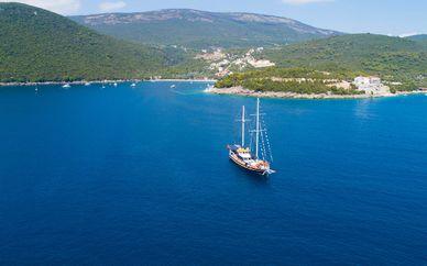 Gulet Cabin Cruise Kotor