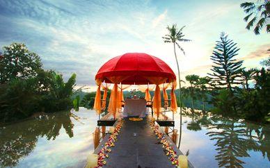 Combiné 5* Ubud et Jimbaran avec Emirates