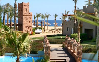 Hôtel Crowne Plaza Oasis ***** - Marsa Alam - Egypte
