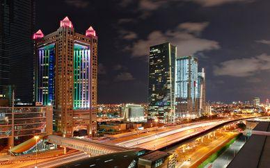 Hôtel Fairmont Dubaï 5*