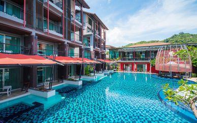 Red Ginger Chic Resort 4* et séjour possible à Bangkok