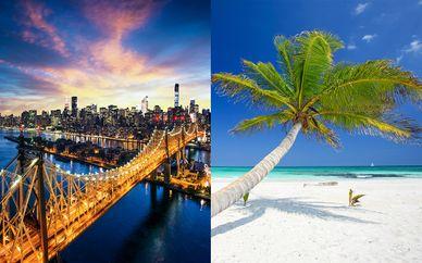 Combiné Grand Hyatt New York 4* et Barcelo Maya Beach 5*