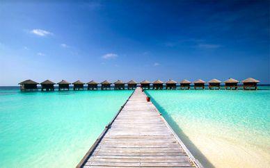 Hôtel Filitheyo Island Resort 4* et séjour possible à Dubaï
