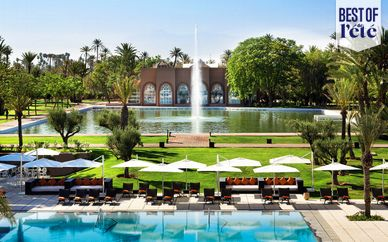 Hôtel Pullman Marrakech Palmeraie Resort and Spa 5*