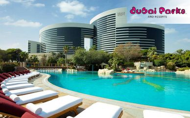 Hôtel Grand Hyatt Dubai 5*