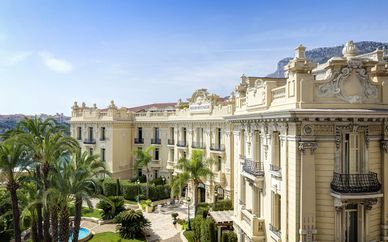 Hôtel Hermitage Monte-Carlo 5*