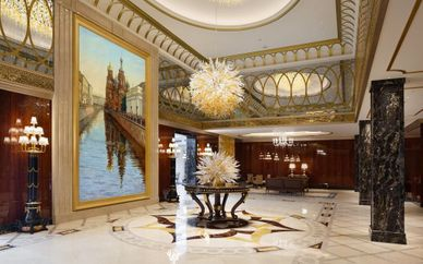 Lotte Hotel St. Petersburg 5*