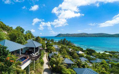Hôtel Raffles Seychelles 5* avec Etihad