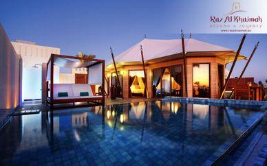 Hôtel Ritz Carlton Ras Al Khaimah Al Hamra Beach 5*