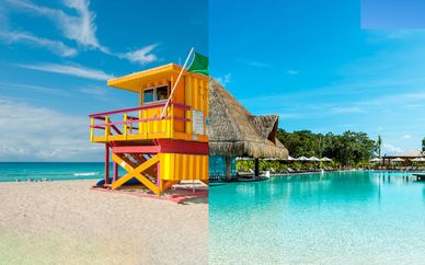 Royal Palm South Beach 4* et Ocean Riviera Paradise 5*