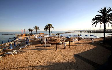 Holiday Inn Nice Port Saint-Laurent 4*