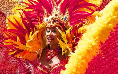 Circuit Aquarela et son carnaval de Rio