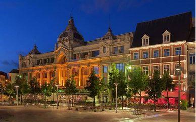 Hôtel Hilton Antwerp ****