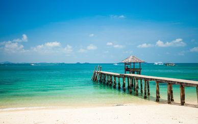 Combiné Vince Hotel Bangkok Pratunam 4* & Sai Kaew Beach Resort 4*