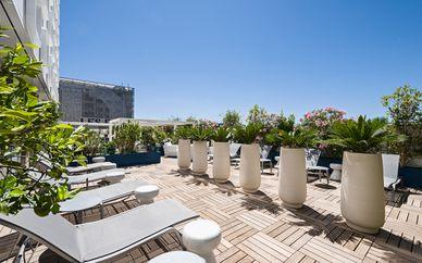 Hôtel Golden Tulip Marseille Euromed 4* et entrée au Mucem