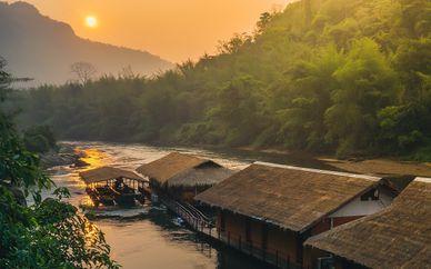 Circuit Rivière Kwai et extension balnéaire possible à Hua Hin