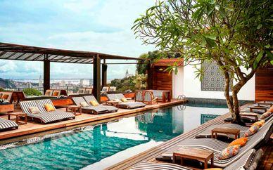 Hôtel Santa Teresa Rio MGallery By Sofitel 5*