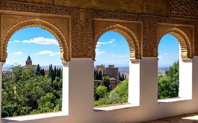 Hôtel Granada Palace 4*