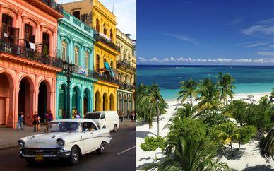 Séjour au Club Coralia Melia Marina 5* et pré-extension possible à la Havane