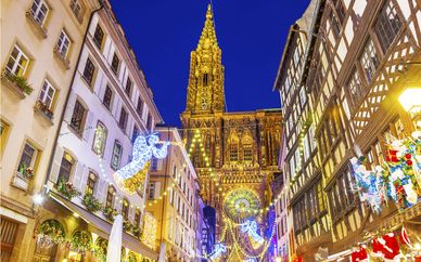 Hôtel Golden Tulip Strasbourg Centre The Garden 4*