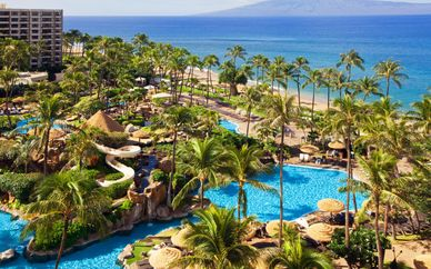 Marina del Rey Hotel 4* & The Westin Maui Resort & Spa, Ka'anapali 4*