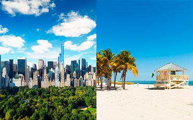 The Manhattan Club NYC 4* + The Confidante Miami Beach 4*