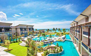 Bangsak Merlin Resort 5*