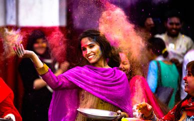 Speciale Holi Festival
