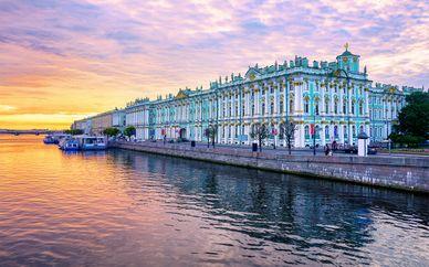 Helsinki e San Pietroburgo in minicrociera