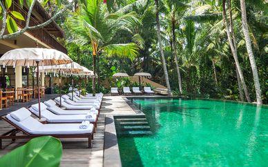 Komaneka at Rasa Sayang Ubud 4* e The Leaf Jimbaran Bali Luxurious Villa & Spa Retreat 5*