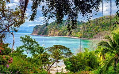 Autotour Costa Rica con estensione mare a Jaco Beach