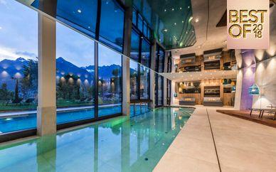 Rosengarten 4*S Schenna Resort - Adults Only