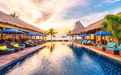 Desa Visesa Ubud 5* + Lembongan Beach & Resort 5* + Dancing Villas Nusa Dua 5*