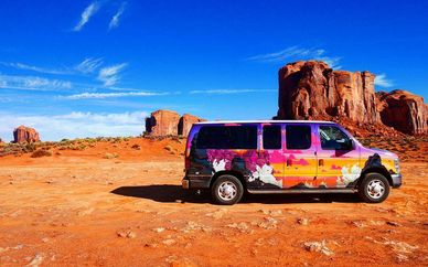 Alla scoperta dell'Ovest Americano in Camper Van