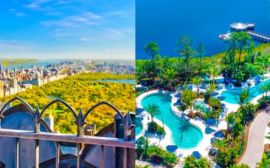 Park Cental Hotel New York + The Grove Resort & Spa Orlando