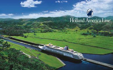 Caraibi meridionali e attraversamento Canale di Panama con Holland America