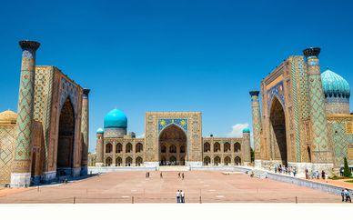 Tour Uzbekistan: sulla via della seta